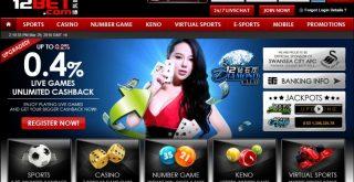 12BET - Bandar Judi Online Indonesia