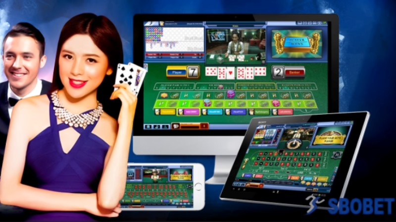 Live Dealer Games Casino Sbobet